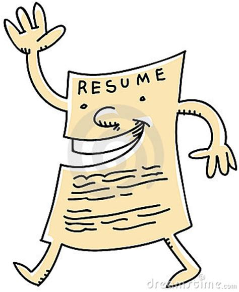 Job application example writing a great resume